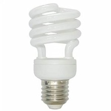 Half spiral 15W E27 4200K Energy saving light bulb