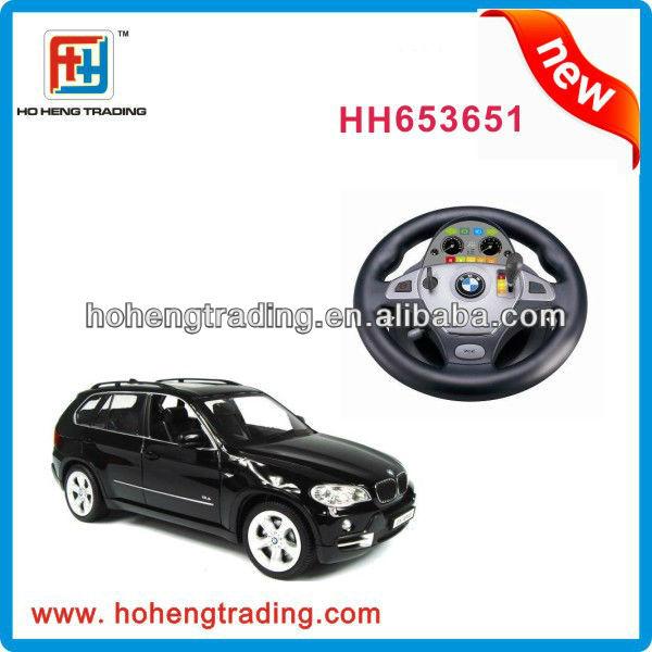 1:18 X5 Steering Wheel Gravitation induction rc car