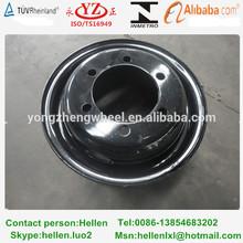 4x100 5x114.3 4x139.7 cheap steel car wheels rim