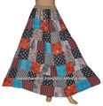 Nueva Unique últimas diseñador de la falda larga estilo para mujeres 2013