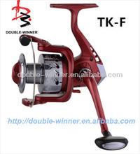 High tensile strength plastic body TK-F saltwater fishing reel