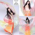 Bauchtanz-Kostüme, Auftritts-Flügel, Neue Schmetterlings-Bauchtanz-Flügel zum Tanzen (DJ1011)