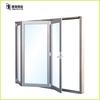 Bifold shower door and bathroom door