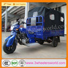 China 250cc disabled motorized tricycles/adult pedal three wheel car for sale