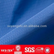 100% nylon taffeta pu coating sport wear fabric for outdoor jacket garment