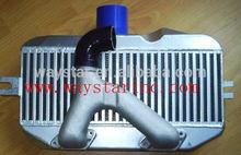 top mount intercooler kit installed for Subaru WRX /STI /Impreza GDB/GDA