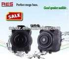Aier wholesale ABS amplifier usb/sd/mp3 active speaker colourful speaker mini portable pa system