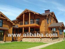 Wooden House / Prefabricated wooden Villa