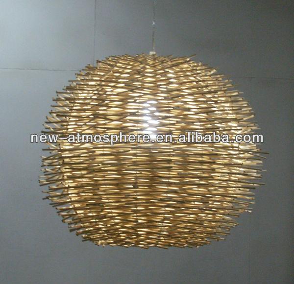Rattan Lamp Shades Rattan Pendant Lamp Shade