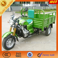 Gas Powered Pedal Three Wheel Tricycle