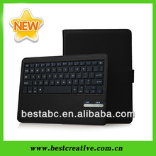 For ipad air keyboard cover, bluetooth keyboard cover for ipad air