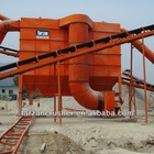 Large capacity dust control systems