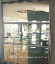 Glass Fixed Firewalls EI2 Mec-Glass Sistem