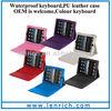 LBK107 Quality warranty cheap bluetooth silicone for ipad 2 3 4 keyboard case colorful keyboard