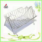 Wholesale Classic Stylish Rectangular Shape Stainless Steel Fruit or Bread Basket