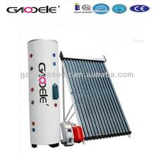 300L Split pressurized solar water heater, separated pressure solar hot water heater, solar balcony collector