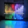 Beautiful RGBW custom flexible led video curtain