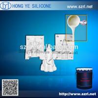 Liquid Silicone Rubber Compound For Gypsum Molds