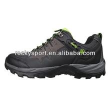 2014 waterproof outdoor sports hiking shoes, men footwear