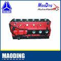 Wd615/euro 2, howo motor bloco de cilindros