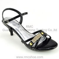 RMC High quality latest high heel shoes for girls