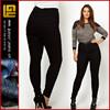 big size High Waist skinny jeans,high waisted jeans plus size,plus size silver jeans(GYPL008)