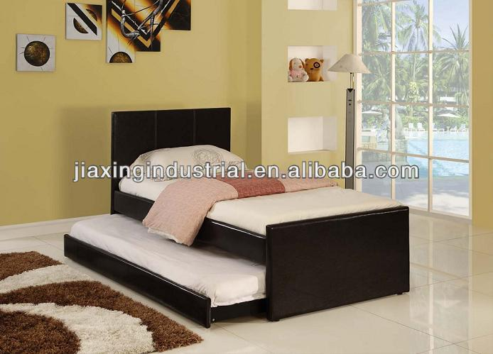 king size trundle bed images