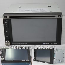 "Bluetooth-Enabled,CD/DVD Player,MP3/MP4 Players,Radio Tuner,Touch Screen,TV Combination and 6.2"" Screen Size Car Mp3 Player"