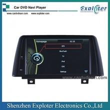 Sale HD high quality Car DVD Player for BMW F30 F20 With GPS Bluetooth