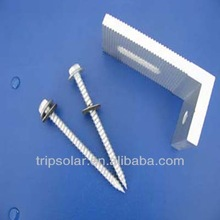 Aluminum Tin Roof Hook for Solar Mounting Roof System