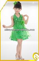 Green Performance modern dancewear