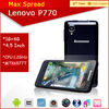 Hot selling 4.5'' android 4.1 lenovo p770 lenovo mtk smart phone