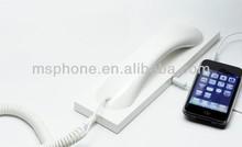 Retro Pop Phone Handset Docking Station For iPhone iPad Macbook