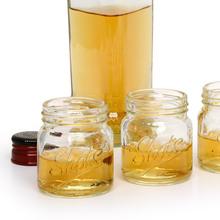 IGGI Mason Jar Shot Glass - Set of 4