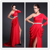 Special Excellent Design Simple Grace Evening Dresses One Sleeve