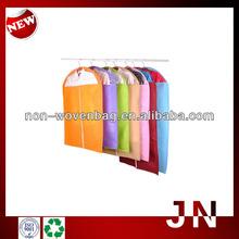 Colorful Non-woven Cheap Foldable Reusable Garment Bags, Easy Carry Non Woven Shopping Bag