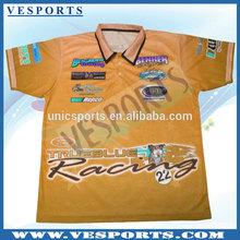 Motocross Racing Team Shirts