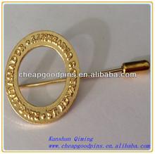 Long Stick Pin with Cap
