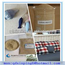 Sodium Alginate Textile printing paste thickener reactive/acid printing