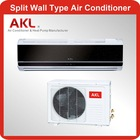 wall mounted split type air conditioner 9000BTU-24000BTU (0.75Ton-2Ton)cooling only and coling&heating