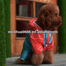 Ropa para mascotas ropa para perros pequeños impermeable de venta al por mayor y OEM