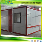 Foldable Mobile Luxury Container Homes