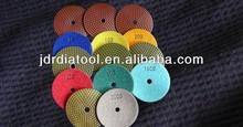 Resin Diamond metal Polishing Pads
