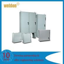 WELDON sheet metal aluminium enclosure amplifier case