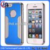 Luxury Blade Point Brushed Aluminum Plating Hard Case For Apple iPhone 5C