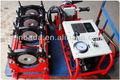 Shbd160 hidráulica butt fusion/tubos de plástico máquina de solda