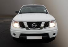 Nissan Navara Double Cab Pick Up SE 2.5dCi 169 4WD 4dr