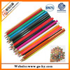 Custom Hexagonal shape colour pencil