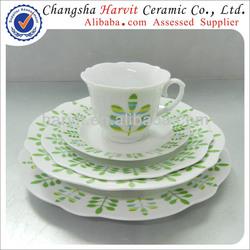 Porcelain 20pcs Light Weight Dinner Set