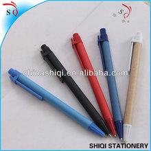 Full color barrel wooden pen,beat selling 2014